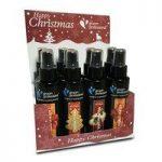 Groom Professional Christmas Cologne Display Box 12 pack